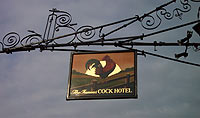 cock-sign