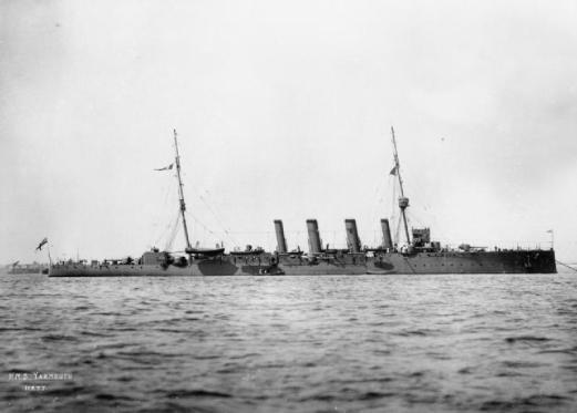 HMS_Yarmouth_(1911)
