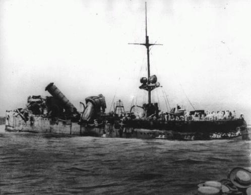 SMS Emden Image 3