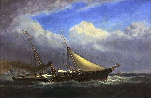 L_Aigle_yacht_imperial-Adolphe_Hippolyte_Couveley-IMG_8638