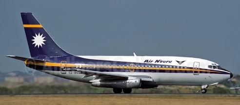 Air Nauru 737-200 C2-RN6 (70)(Grd) SYD (RFY)(46)-L