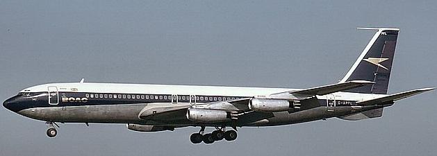 BOAC 707