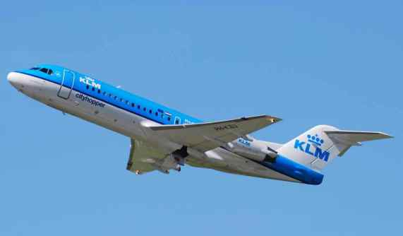 KLM F70 - Copy