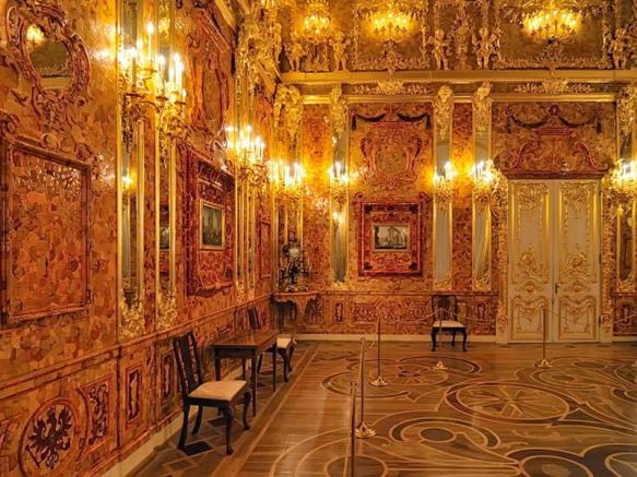 Palacio-Catalina-San-Petersburgo-Camara-de-ambar