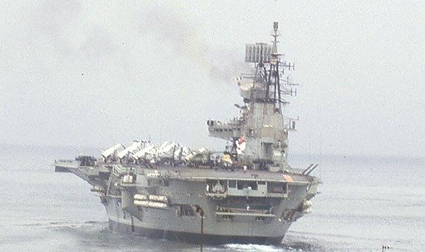 HMSEagledepartsSAx
