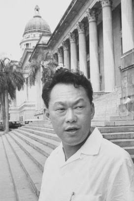 Prime Minister Kuan Yew Lee.