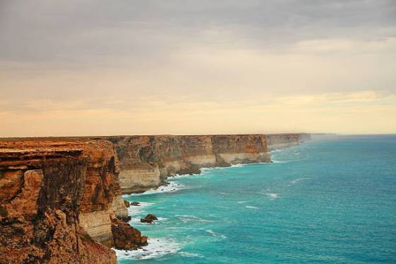 Magnificent Great Australian Bight and Southern Ocean.