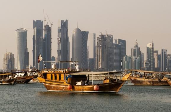 Corniche_Doha_Qatar