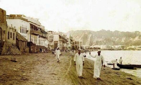 Muttrah Oman before 1970