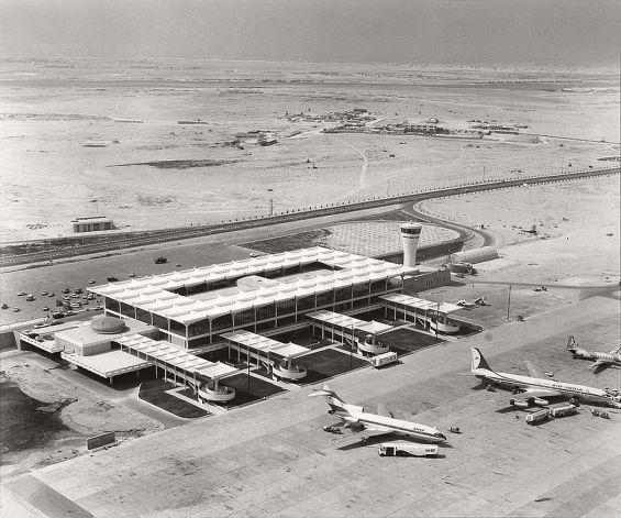 Dubai Airport 1971