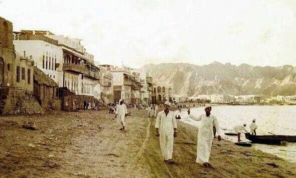 Muttrah-Oman-before-1970