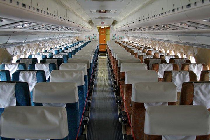 VC10-Interior
