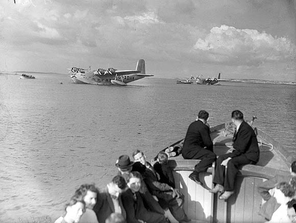 Seaplanes_at_Foynes