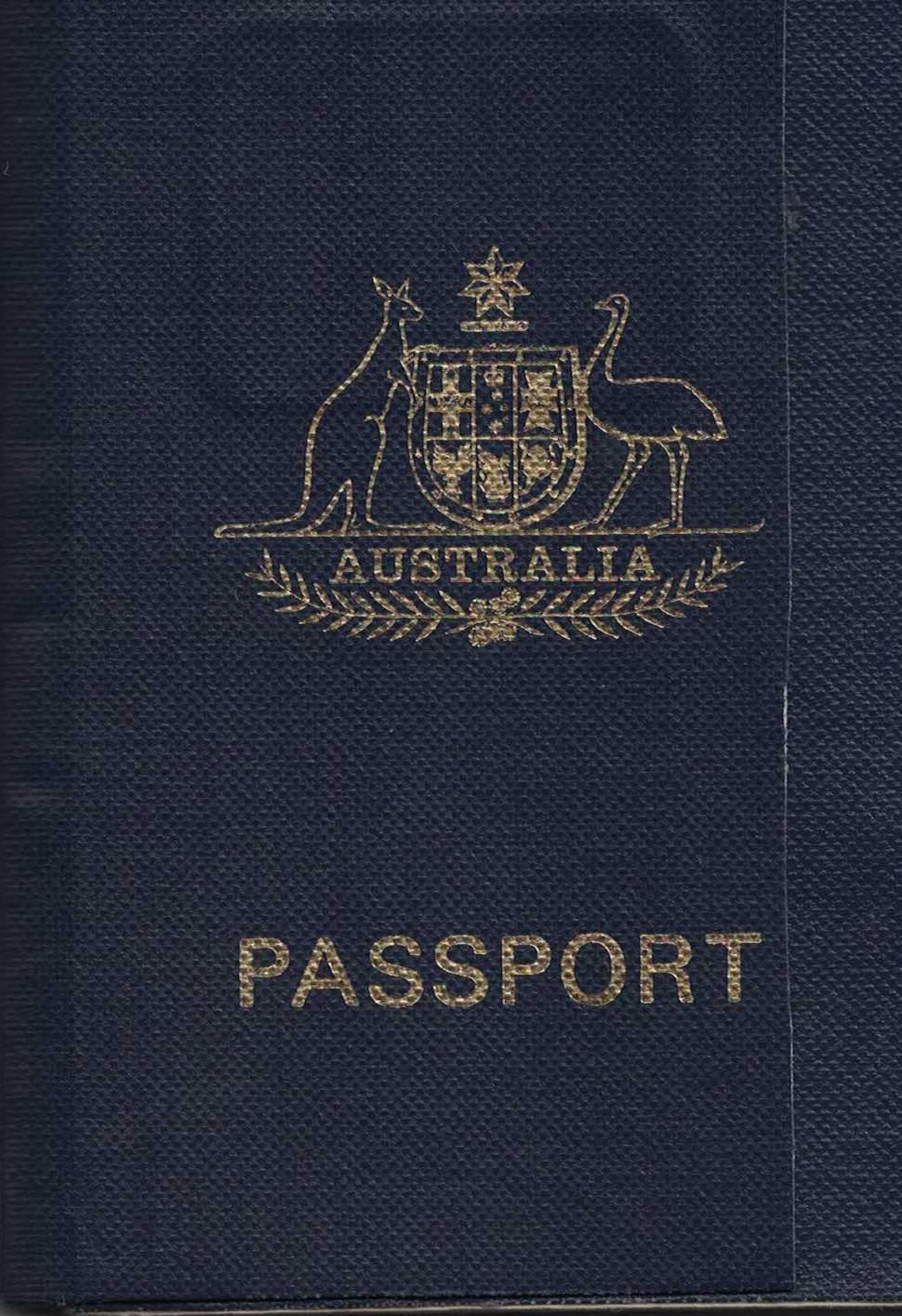 Oz passport