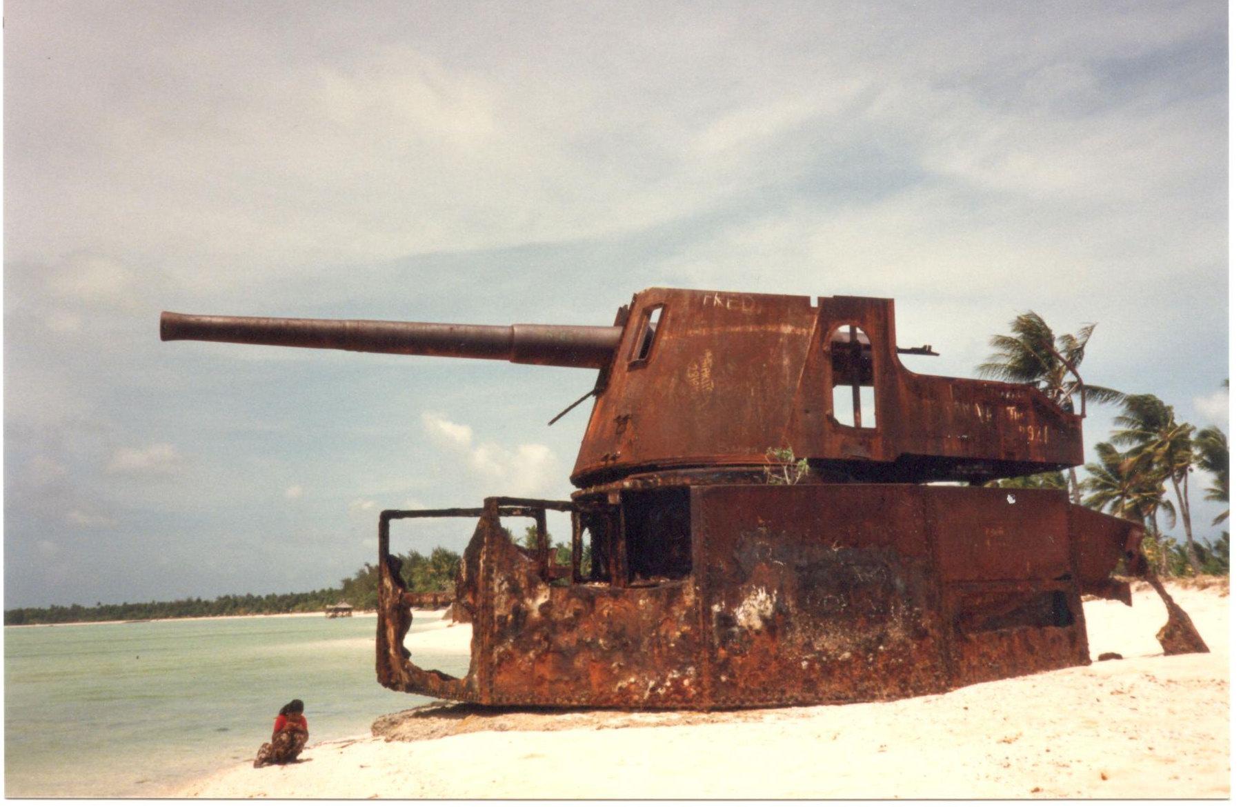 8 inch British coastal guns 001